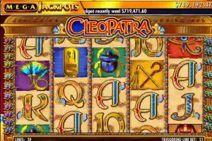 cleopatra video slots