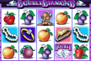 double diamond video slot-machine