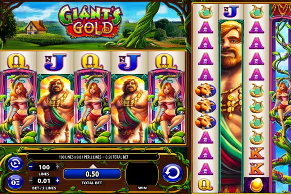 giants gold slot machine