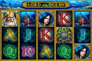 lord of the ocean slot machine