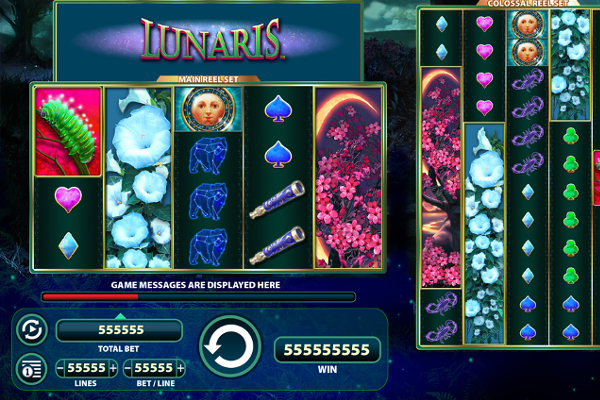 lunaris slot machine