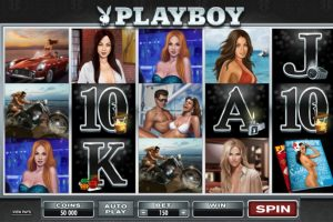 playboy video slot machines