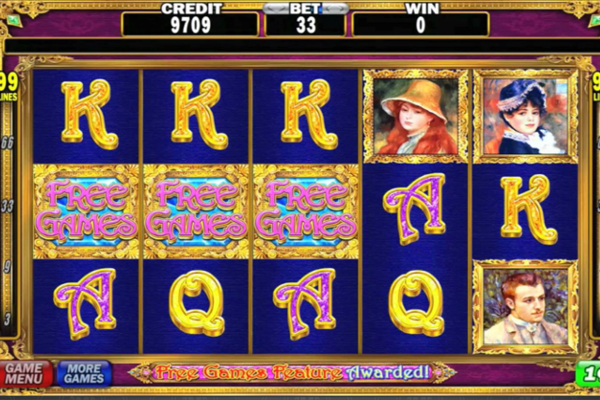 reinor riches slot machine
