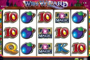 win wizard slot machine