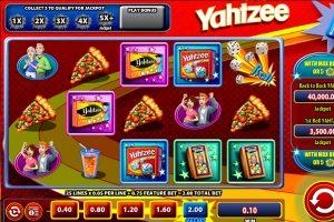 Yahtzee Slots